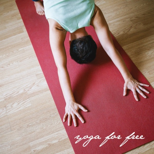 Learn yoga for free
