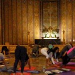 Ling Acott Slow Deep Flow candlelit yoga urban retreat