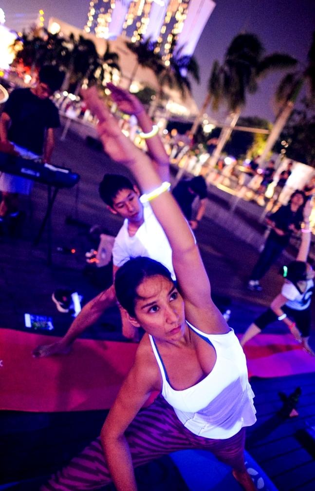 Glo-Yoga by Spice Yoga