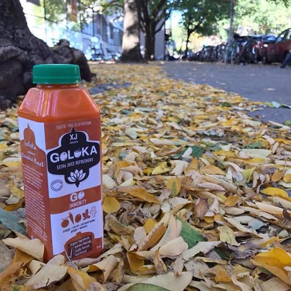 Goloka Go Immunity Extra Juice Refresher Cleanse