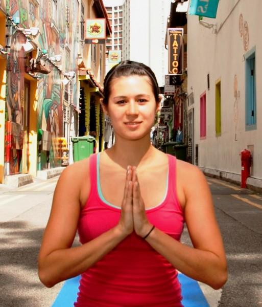 Rachel Namaste