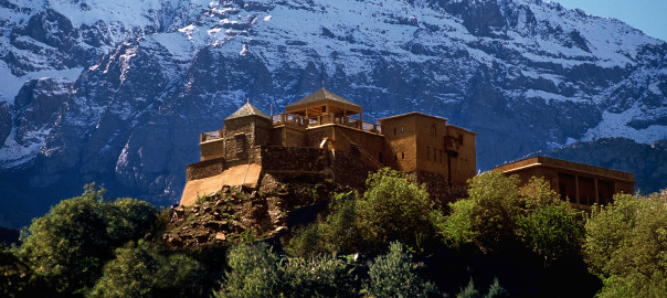 Radical Recentering Yoga and Transformative Retreat in Marrakesh and at the Kasbah du Toubkal, High Atlas mountains of Morocco