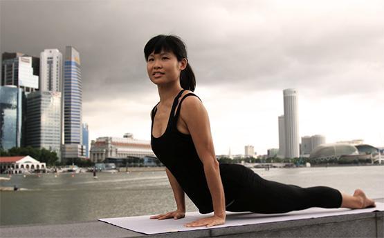 Ling | Spice Yoga | MADANA Yoga Ambassador