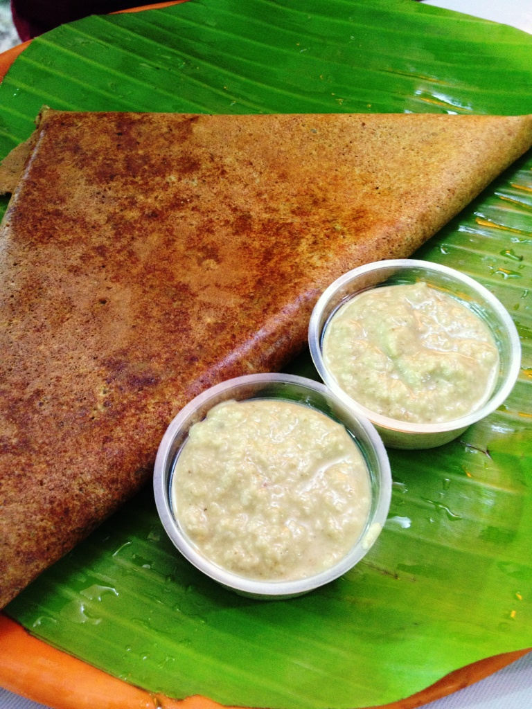 Thosai - simple food for the soul